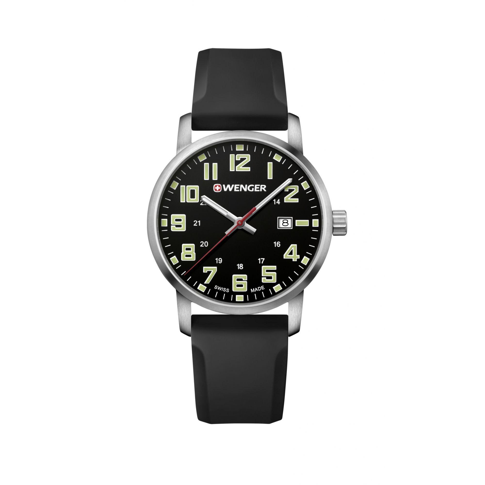 Relógio Wenger Avenue Preto - WENAVE110