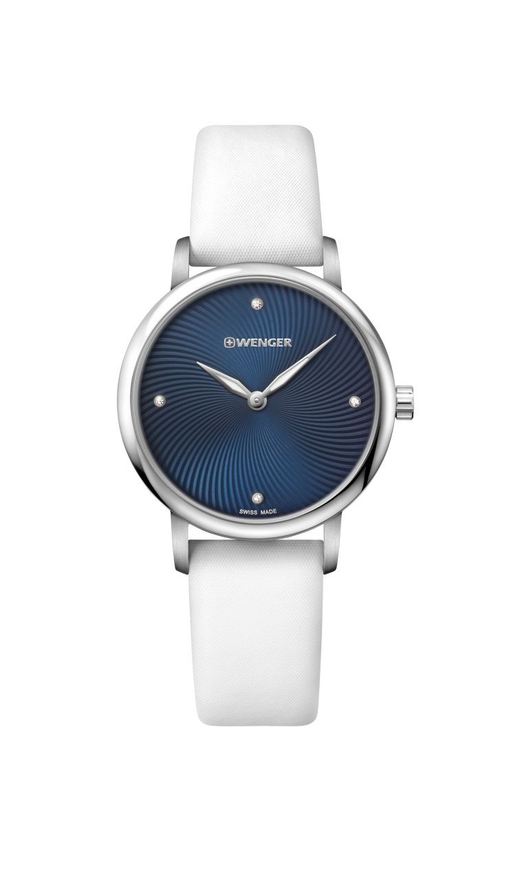 Relógio Wenger Urban Donnissima Azul Escuro - WENURDON110