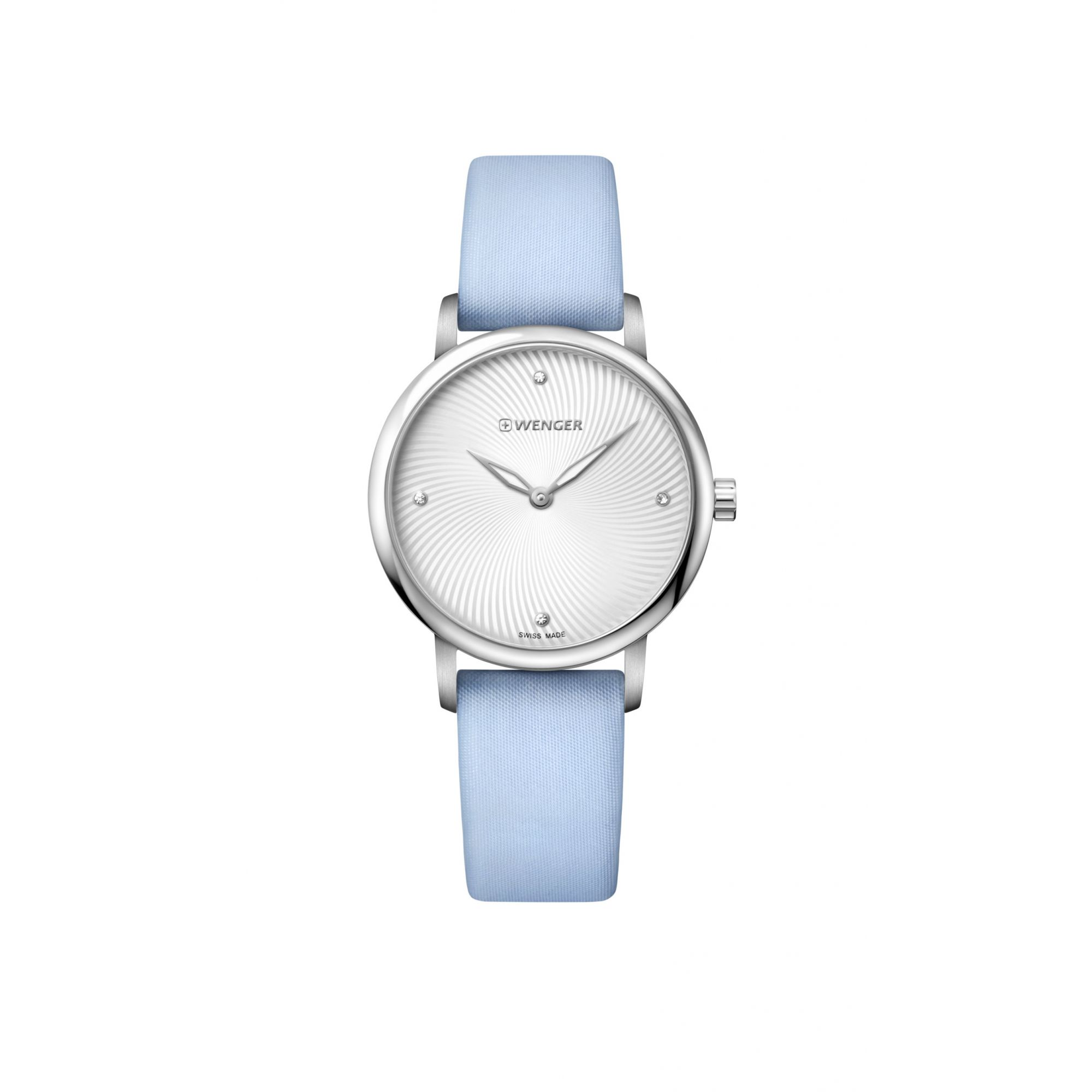 Relógio Wenger Urban Donnissima Azul - WENURDON108