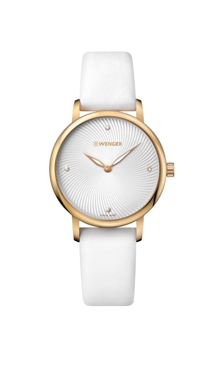 Relógio Wenger Urban Donnissima Branco - WENURDON111