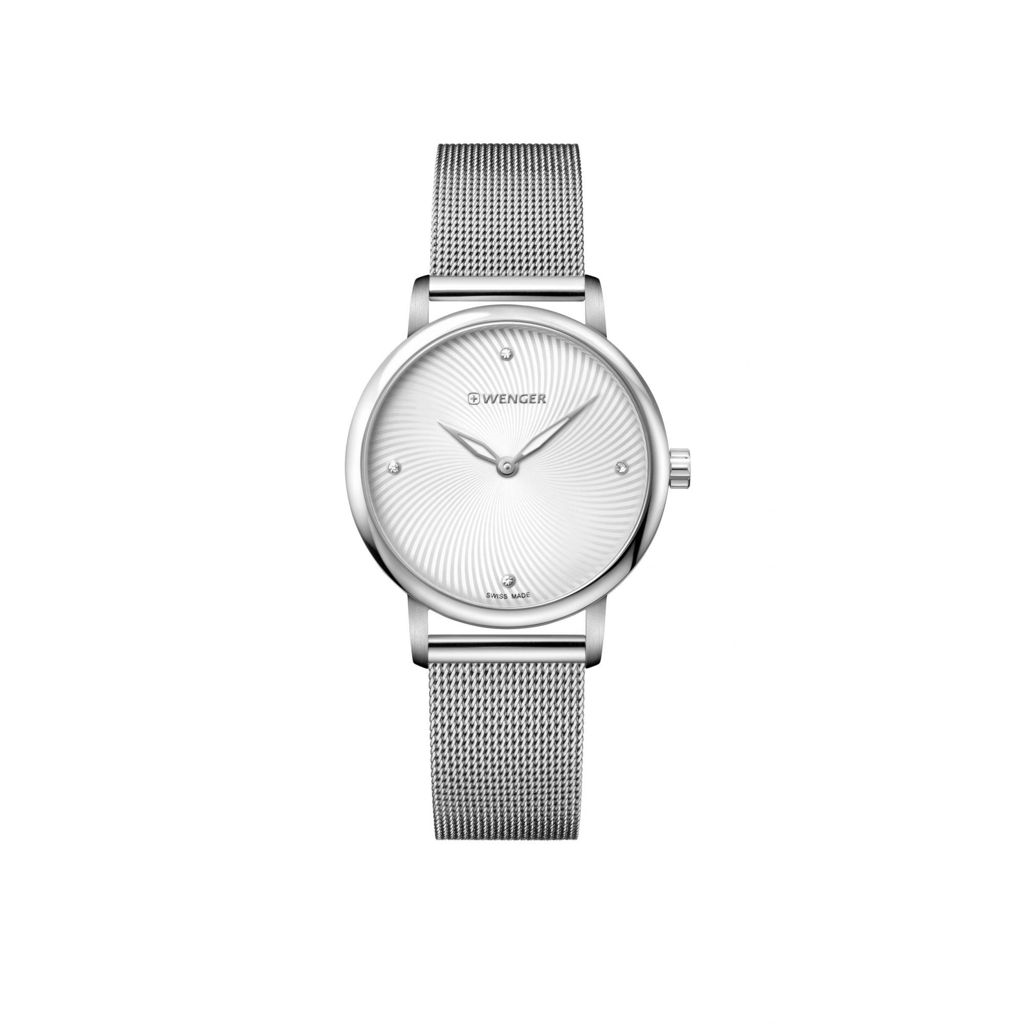 Relógio Wenger Urban Donnissima Cinza - WENURDON107