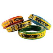 CABO FLEX.750V COBRECOM 10,00MM AZ (M00300) 1150802401