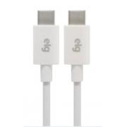 CABO USB TIPO-C ELG TC2TC2M