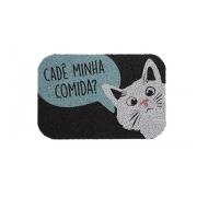CAPACHO VINIL PET 2.0 40CMX60CM KAPAZI 01PET20C CAT