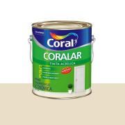 CORALAR ACRIL. CORAL 3,6L PALHA 5202338