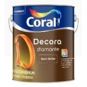 DECORA SEMI BRILHO CORAL 3,6L BR.NEVE 5202417/5239390