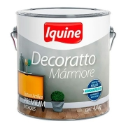 DECORATTO MARMORE IQUINE CIMENTO QUEIMADO 4,4KG 279329601