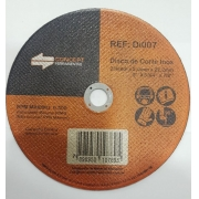 DISCO CORTE INOX CONCEPT 230MMX2MMX22MM DI007