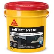 IGOLFLEX PRETO SIKA 18KG 70902/478189