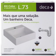 KIT CUBA C/COMPLEMENTARES DECA LOUCAS BR KL.73.2.17
