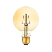 LAMPADA LED BALL FILAMENTO VINT. BRILIA 2,5W E27 BIV B10007 438633