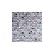 PASTILHA DIAMOND STONE MIX ROSE VETROMANI 30X30 VT0414C4334