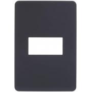 PLACA 4X2 ORION PRIME 1 POSTO  STELLAR BLACK S730101294