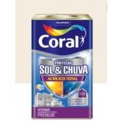 SOL E CHUVA ACRIL.TOTAL CORAL 18L BR.NEVE 5281033