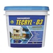 TECRYL D-3 TECRYL CINZA 4,0KG 704