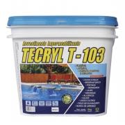TECRYL T-103 TECRYL BRANCO 4,0KG