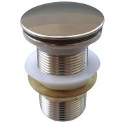VALV.CLICK PLAST./INOX FLVX HIDRO 1 1/4 TMP.PQ VC114-PPL