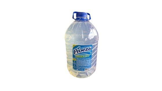 ALCOOL GEL PROEZA 70 X4X4,2KG 92200