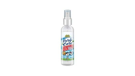 ALCOOL PURIF.SPRAY 70 AUTOSHINE 180ML 19003