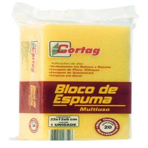 BLOCO DE ESPUMA CORTAG 60950
