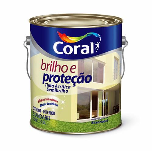 BRILHO E PROTECAO BASE CORAL PM 3,2L 5202140