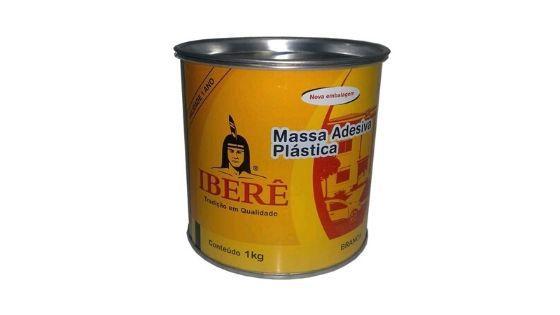 COLA PLAST.BC IBERE 1KG 410011814