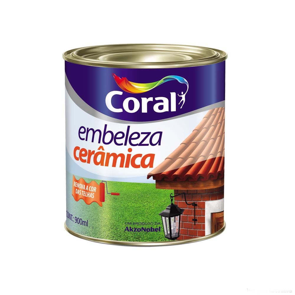 CORAL CERAMICA CORAL EMB. 0,9L 5202662