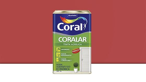 CORALAR ACRIL. CORAL 18L RUBI 5202295