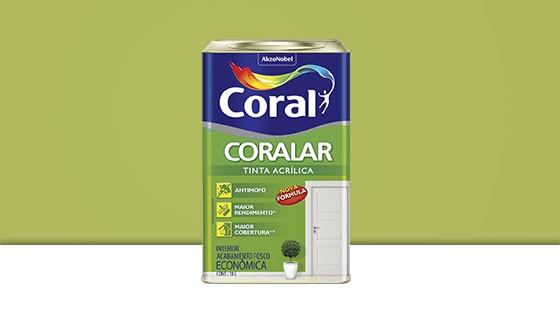 CORALAR ACRIL. CORAL 18L VD.LIMAO 5202317