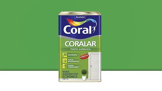 CORALAR ACRIL. CORAL 18L VD.TIMBALADA 5202319