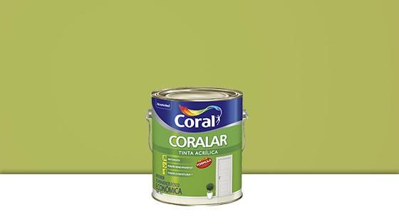 CORALAR ACRIL. CORAL 3,6L VD.LIMAO 5202316
