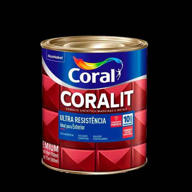 CORALIT FOSCO CORAL 0,9L PT.5202787