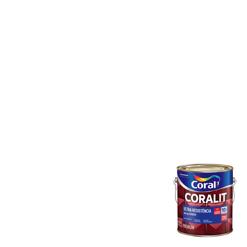 CORALIT FOSCO CORAL 3,6L BRANCO 5202783