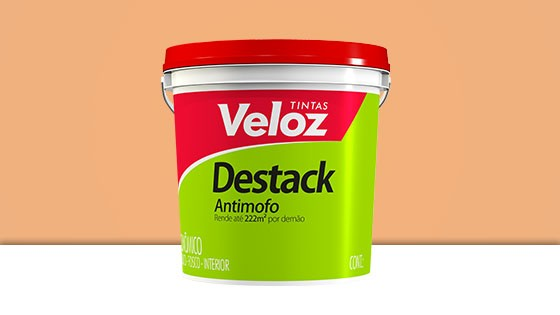 DESTACK ACRIL. VELOZ 18L DAMASCO 2201