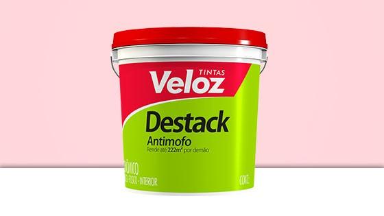 DESTACK ACRIL. VELOZ 18L ROSA MELODIA 2212