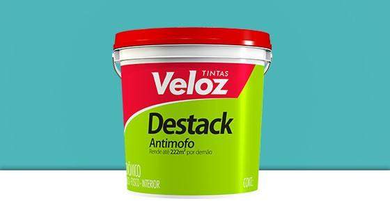 DESTACK ACRIL. VELOZ 18L VD.ARUANA 2216