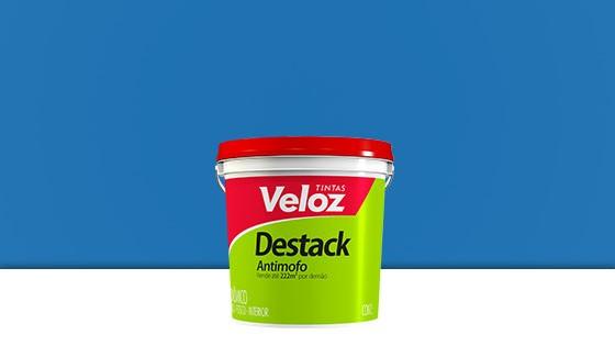 DESTACK ACRIL. VELOZ 3,6L AZ.CELESTE 2821