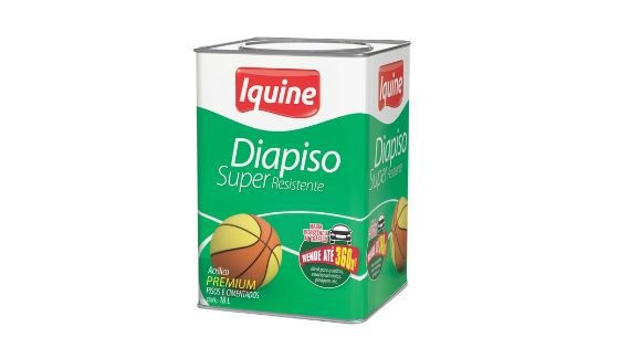 DIAPISO SUPER RESIST. IQUINE CZ.MEDIO 18L 88300705