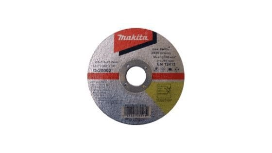 "DISCO DE CORTE MAKITA INOX 7"" D-20024-10"