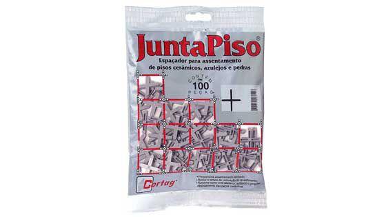 ESPACADOR DE PISO CORTAG 1,0MM C/100 60505
