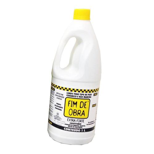 FIM DE OBRA FIM DE OBRA 1LT 00001