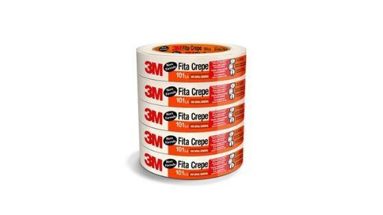 FITA CREPE 3M 101LA 24MMX50M HB004572374