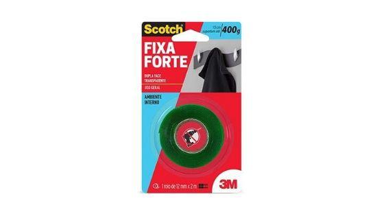 FITA FIXA FORTE 3M 12MMX2M 4419873