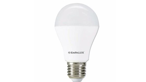 LAMP.BULBO LED A60 EMPALUX 12W BIV.6500K AL12662