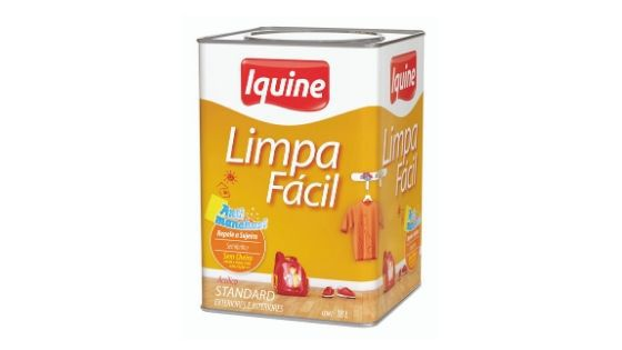 LIMPA FACIL SEMIBRILHO IQUINE BC.NEVE 18L 25300205