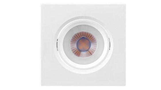 LUMINARIA LED DOWNLIGTH BRILIA QUAD.4,5W  BIV 2700K MR16 435731