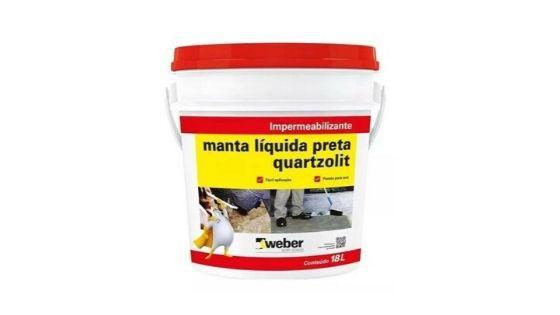 MANTA LIQUIDA PT QUARTZOLIT 18L 3094502