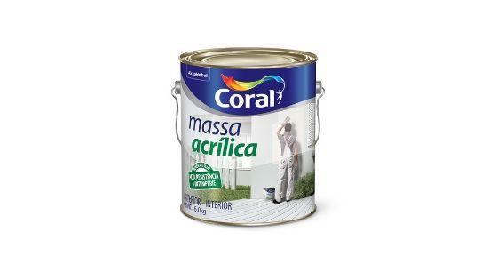 MASSA ACRILICA CORAL 3,6L/6KG 5202597