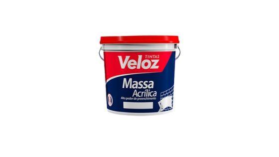 MASSA ACRILICA VELOZ 5,4KG 2811