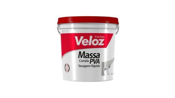 MASSA CORRIDA VELOZ PVA 5,4KG 2810